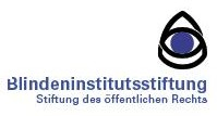 Logo Blindeninstitutsstiftung